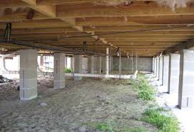Insulating Raised Floors in Hot, Humid Climates